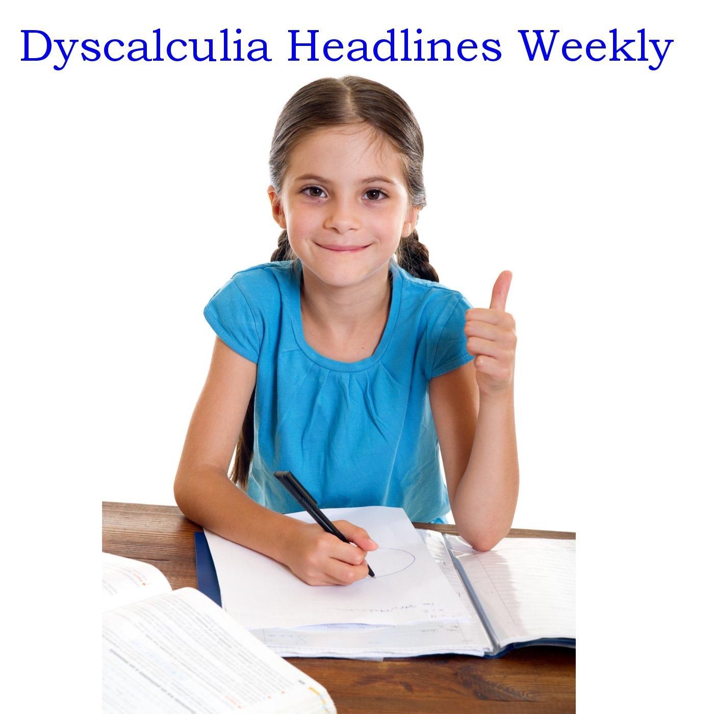 dyscalculiaheadlinesweeklypodcast
